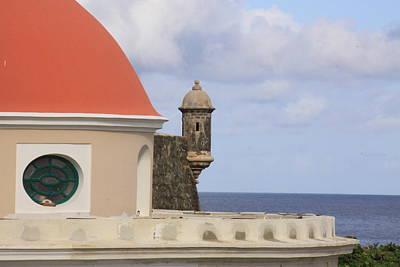 Viejo San Juan Poster by Daniel Sheldon