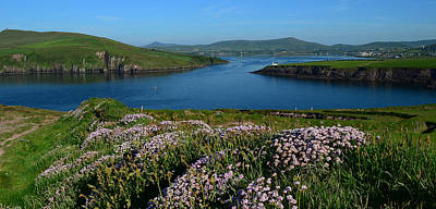 View Over Dingle Bay Poster