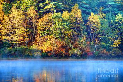 Walden Pond Poster by Denis Tangney Jr