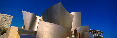 Walt Disney Concert Hall, Los Angeles Poster by Panoramic Images