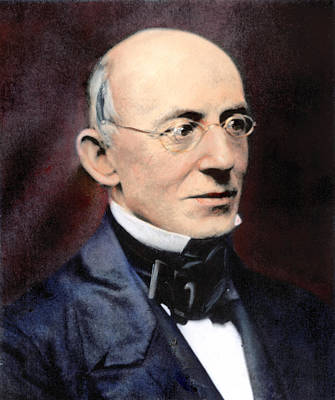 William Lloyd Garrison Poster