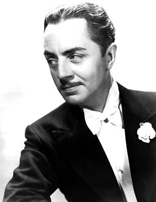 William Powell, 1935 Poster by Everett