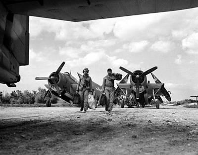 World War II: Okinawa Poster by Granger