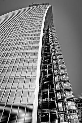 20 Fenchurch Street Poster
