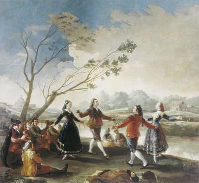 Goya Y Lucientes, Francisco De Poster