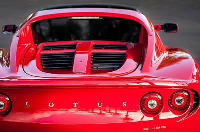 2006 Lotus Elise -0046c Poster