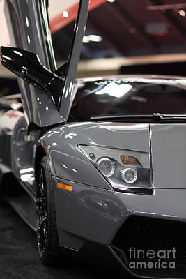2010 Lamborghini Lp670-4 Super Veloce - 5d20190 Poster
