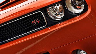2011 Dodge Challenger R/t Poster