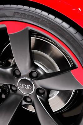 2013 Audi Tt-rs Poster by Gordon Dean II