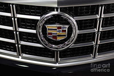 2013 Cadillac - 5d20329 Poster by Wingsdomain Art and Photography