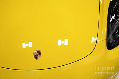 2014 Porsche Boxter 5d26964 Poster by Wingsdomain Art and Photography