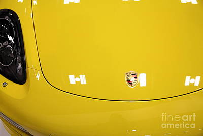 2014 Porsche Boxter 5d27019 Poster by Wingsdomain Art and Photography