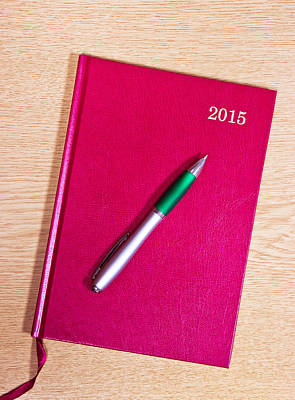 2015 Diary Poster