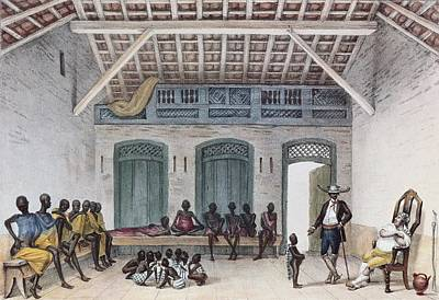 Debret, Jean Baptiste 1768-1848. A Poster by Everett
