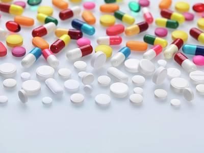 Pills Poster by Tek Image