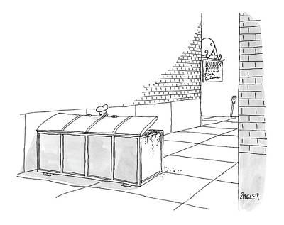 New Yorker September 5th, 2005 Poster