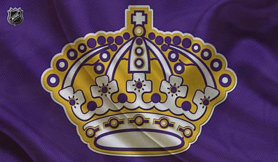 Los Angeles Kings Poster by Joe Hamilton