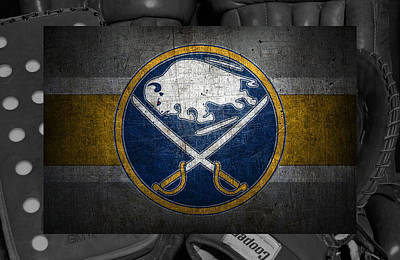 Buffalo Sabres Poster