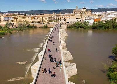 Cordoba, Spain Poster by Ken Welsh