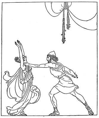 Homer The Odyssey Poster by Granger