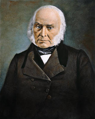 John Quincy Adams Poster by Granger