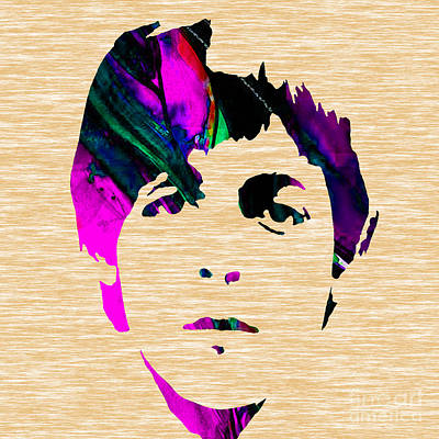 Paul Mccartney Collection Poster by Marvin Blaine