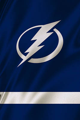 Tampa Bay Lightning Poster by Joe Hamilton