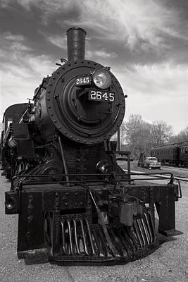 Poster featuring the photograph 2645 by Chuck De La Rosa