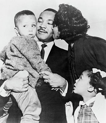Martin Luther King, Jr Poster