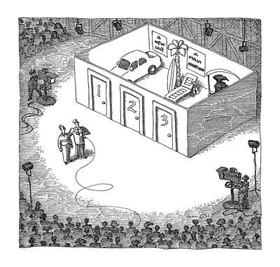 New Yorker September 26th, 2005 Poster