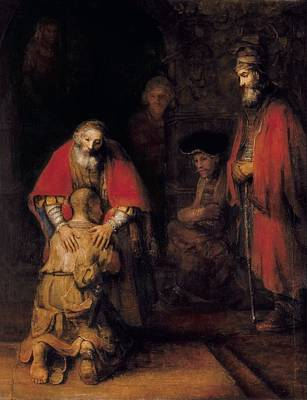 Rembrandt, Harmenszoon Van Rijn, Called Poster by Everett