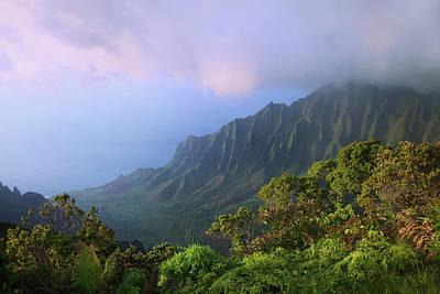 Usa, Hawaii, Kauai Poster by Jaynes Gallery