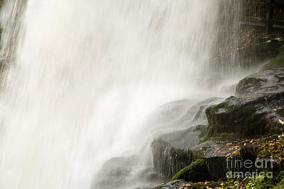 2833 Dry Falls Poster