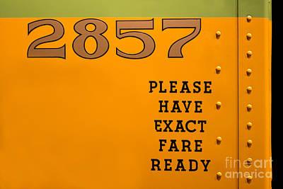 2857 Rosa Parks Poster by Barbara McMahon