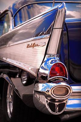 1957 Chevy Bel Air Poster by Gordon Dean II
