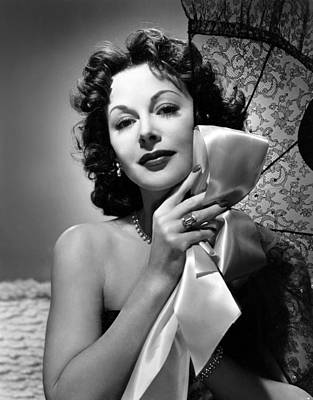 A Lady Without Passport, Hedy Lamarr Poster