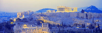 Acropolis, Athens, Greece Poster by Panoramic Images