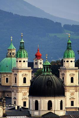 Austria, Salzburg Poster by Jaynes Gallery