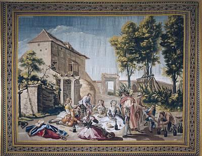 Bayeu Y Subias, Francisco 1734-1795 Poster