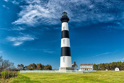 Bodie Island Lighthouse Poster