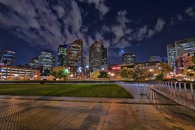 Boston Nights 3 Poster