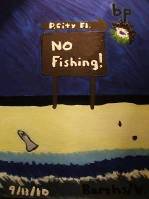 Bp Oil Spill Poster