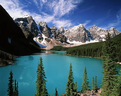 Canada, Alberta, Banff National Park Poster