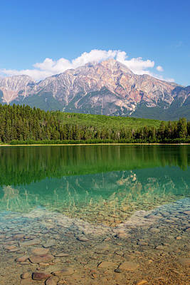 Canada, Alberta, Jasper National Park Poster by Jamie and Judy Wild