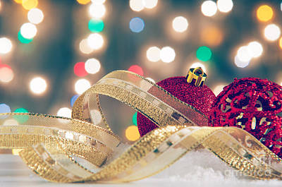 Christmas Still-life Poster