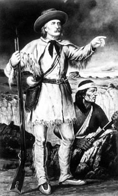 Christopher Carson (1809-1868) Poster