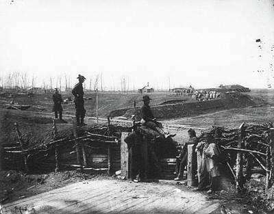 Civil War Manassas, 1862 Poster