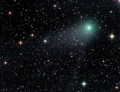 Comet C2012 F6 Poster