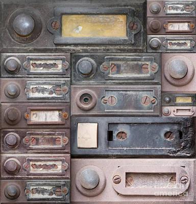 Doorbells Poster by Michal Boubin