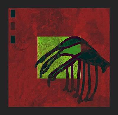3 Egrets - Smv09zbx2 Poster